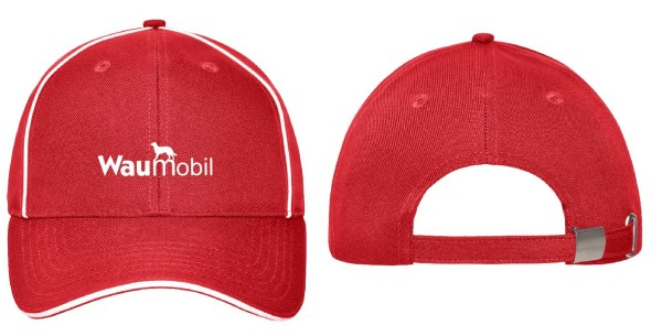 Sandwich Cap mit Waumobil Logo
