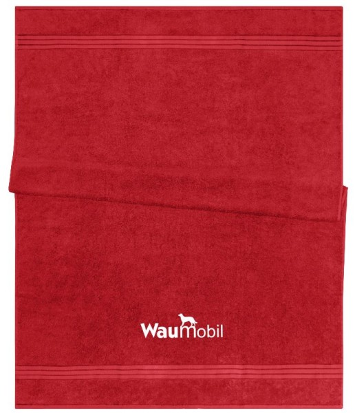 Handtücher Waumobil Logo